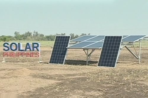 Solar farm to supply enough power to Central Luzon, says Leviste