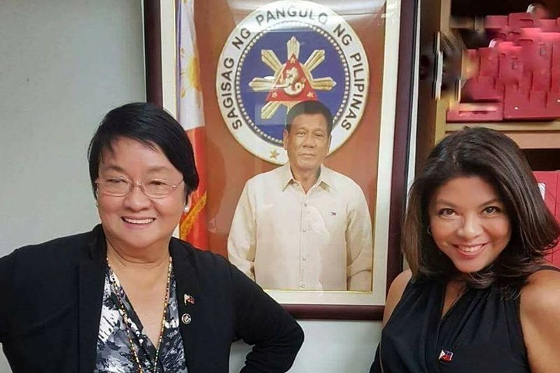 Soliman asks CSC to reprimand DSWD official for conduct 'unbecoming'