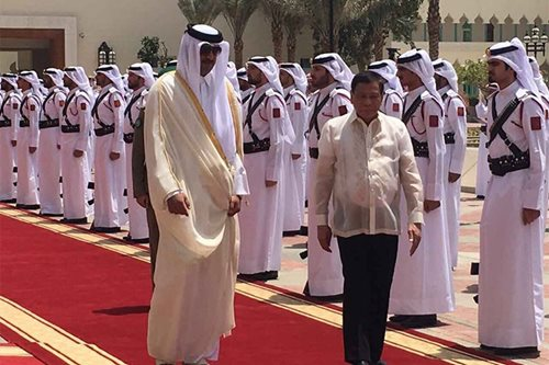 6,000 jobs seen with PH-Qatar deals: trade chief
