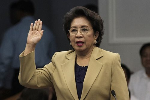 Dismissal of disbarment case 'expected,' says Ombudsman Morales