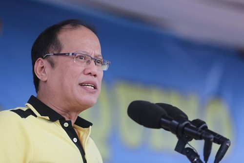 Palace to Reds: Only appropriate body can rule on Aquino 'arrest' threat