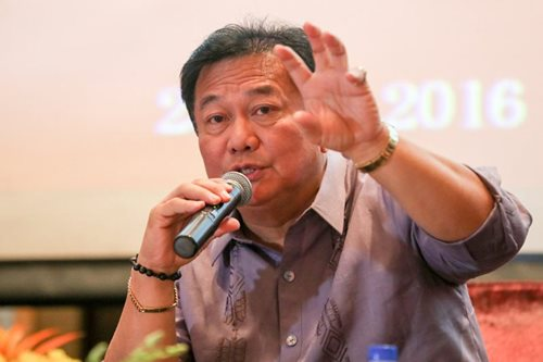 Speaker sees Congress voting for martial law extension