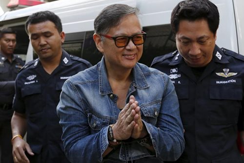 Ex-Palawan gov Reyes pleads not guilty to Malampaya fund scam cases