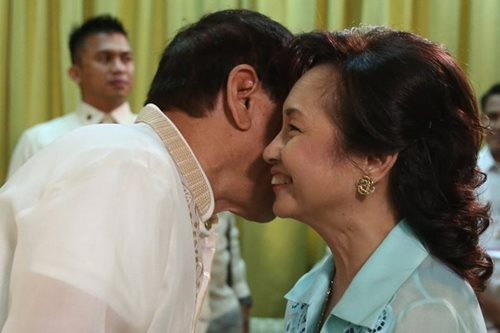 IN PHOTOS: The rise, fall, and rise of Gloria Macapagal-Arroyo