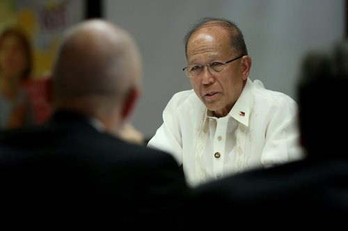 Lorenzana slams PSG chief's 'threat' vs media: It was uncalled for