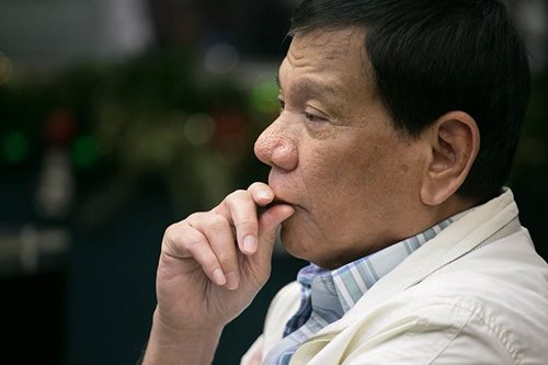 Duterte OK to withdraw troops in Marawi if high court finds martial law baseless