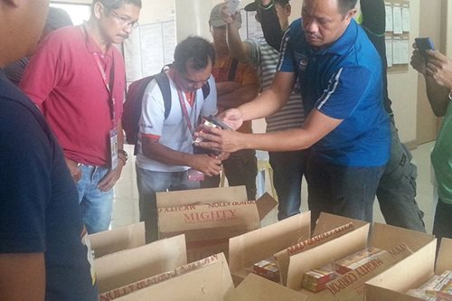 P18-M worth of Mighty cigarettes seized anew for