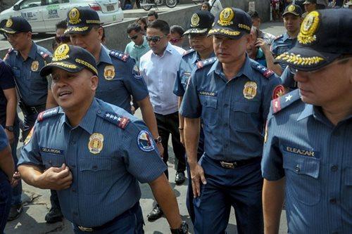 Bagong Taon, siya namang pinaghahandaan ng NCR police