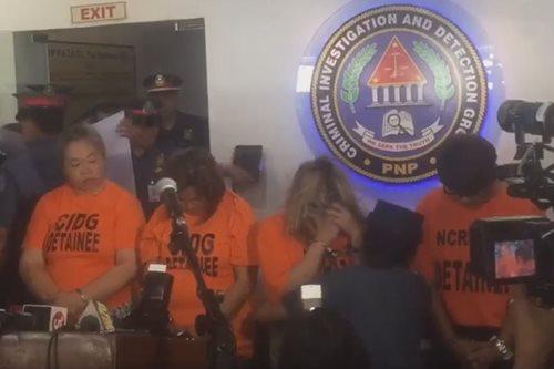 4 illegal recruiter, timbog; 100 biktima, sumugod sa Crame
