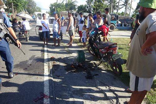 1 dead, 1 injured in Camarines Sur road accident