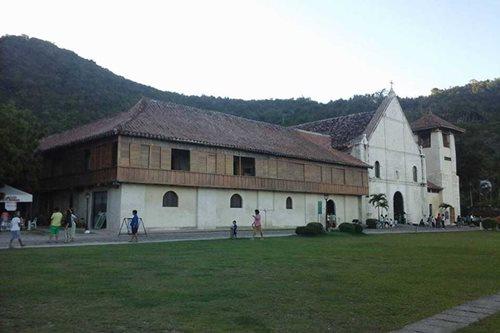 LOOK: Newly-restored Boljoon Church in Cebu