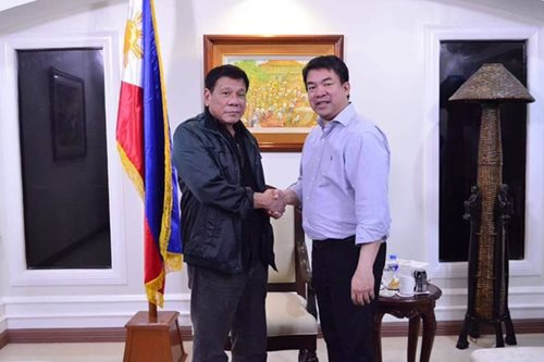 Koko hails 'rebirth, renewal' under Duterte in Easter message