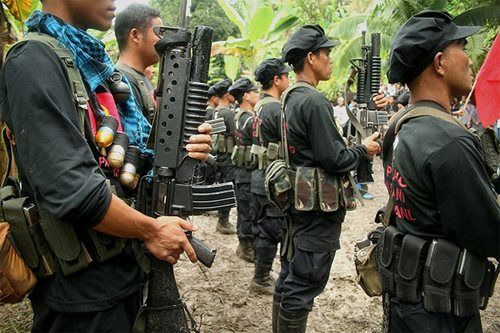 Palace hits string of NPA attacks