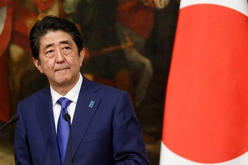 Japan PM rejects South Korean call for new steps to help 'comfort women'