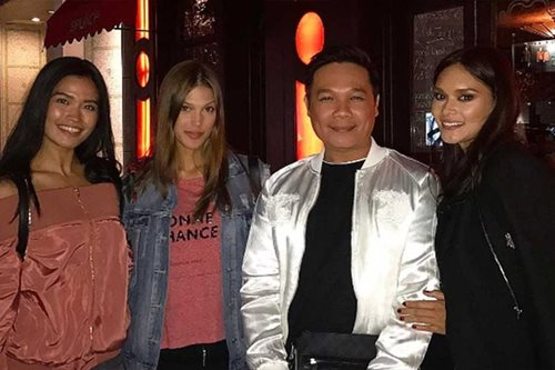 LOOK: After reign, Pia Wurtzbach reunites with Janine Tugonon