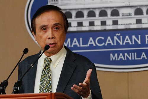 Pernia seeks data-driven federalism draft charter