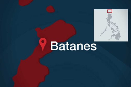 Low pressure area spotted off Batanes: PAGASA