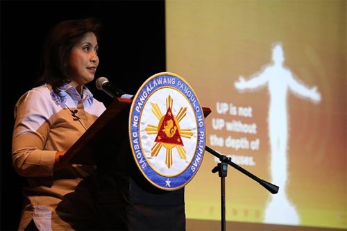 Robredo: Marcos 'debt' funds return to power