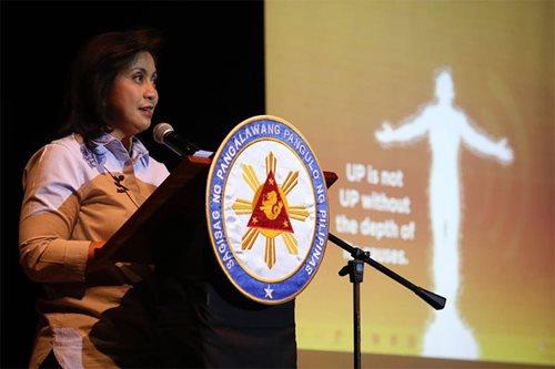 Robredo: Marcos 'debt' funds return to power