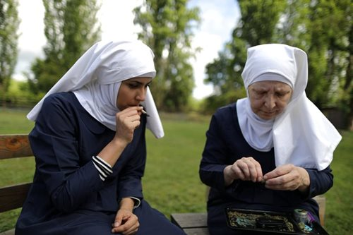 These 'weed nuns' are growing, selling cannabis
