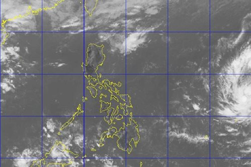 Tropical depression looms east of Mindanao