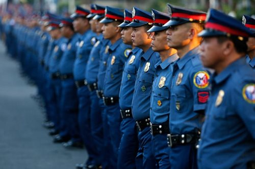 41,000 cops to secure ASEAN Summit
