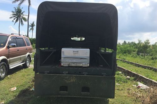 Beheaded soldier laid to rest in Zamboanga City