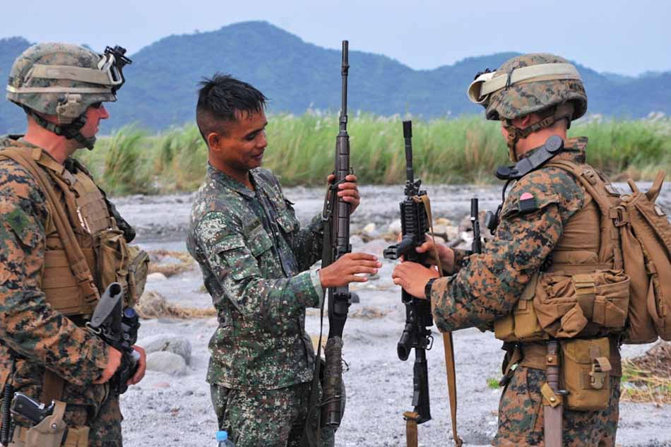 US, Philippines scale back next month's military drills, no more 'war games'