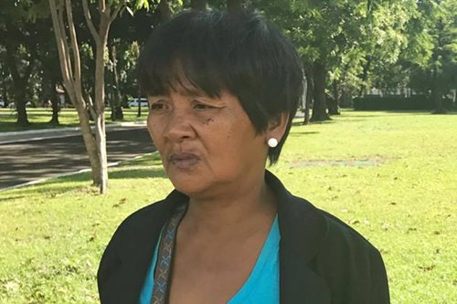Death row convict Veloso's mom favors death penalty in PH