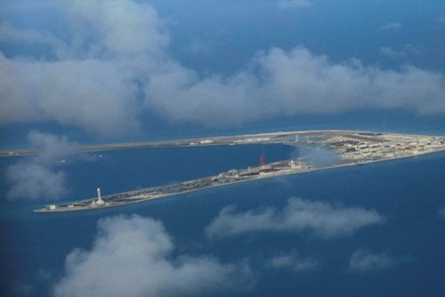 China weather stations in Spratly 'not claims of ownership' - Locsin
