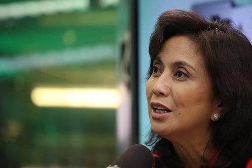 VP Robredo blasts 'fake news' on Jesse's death, 'boyfriend'