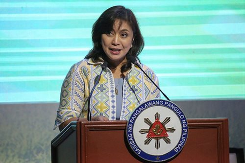 VP Robredo urges rethink of policy on offshore gaming