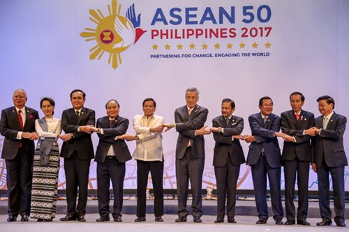 ASEAN Chairman's Statement, 'dedma' sa usaping South China Sea
