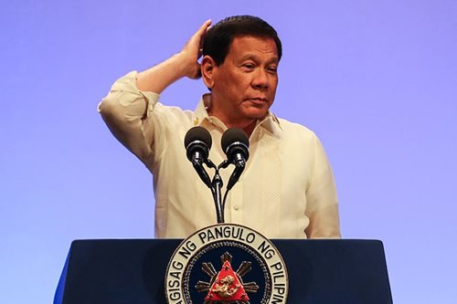 Exhausted Duterte jokes: No more 'summit summit'