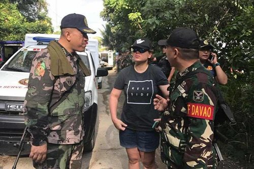Sara Duterte sees NPA attacks as 'personal insult'