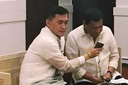 LOOK: Duterte, Trump talk on the phone anew