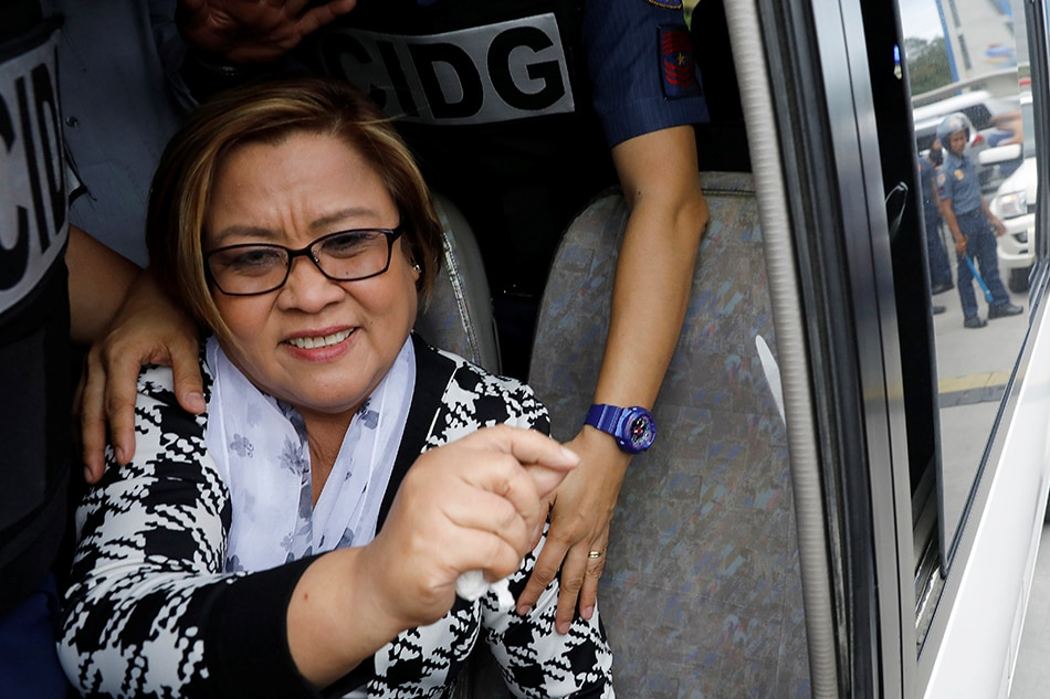 De Lima's lawyer says fight to free senator continues