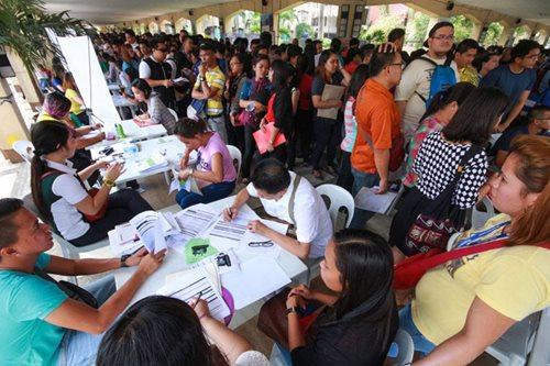 10.9 million adults jobless in Q1 of 2018: SWS survey