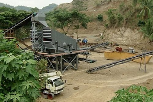 Lopez-owned firm denies it is quarrying in Batangas