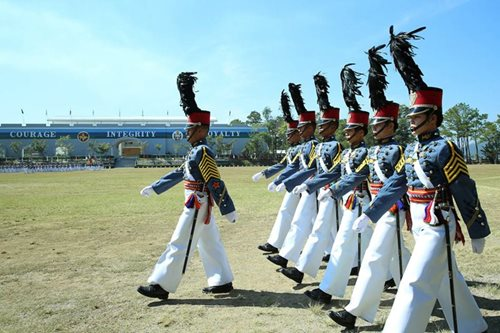 PMA cadet dies after vomiting in barracks in Baguio