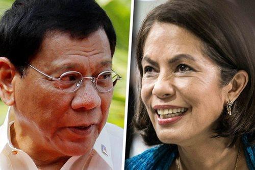 Duterte clarifies 'lobby money talks' quip
