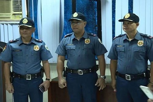 Reshuffle in 3 Davao police stations amid insurgency