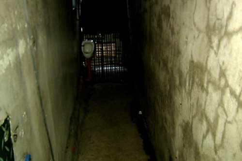 'Secret jail' sa Tondo, nalinis na