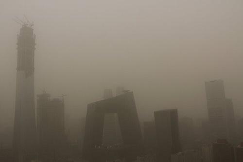 Beijing Dust Storm