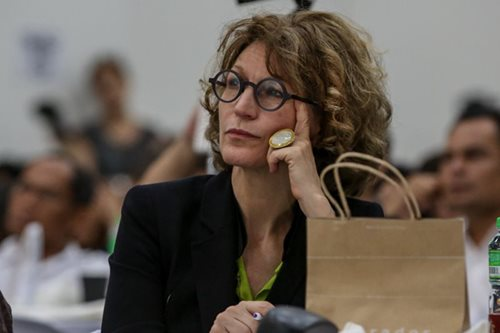 Callamard: Philippine government knew of Manila visit