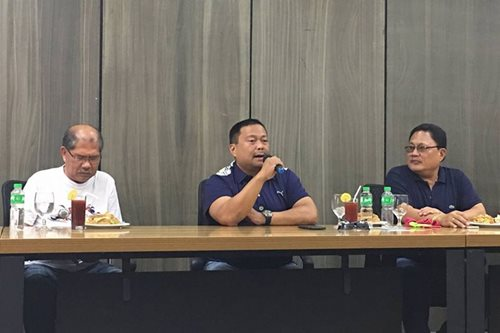 Ejercito says Zamora should have inhibited from Lopez voting