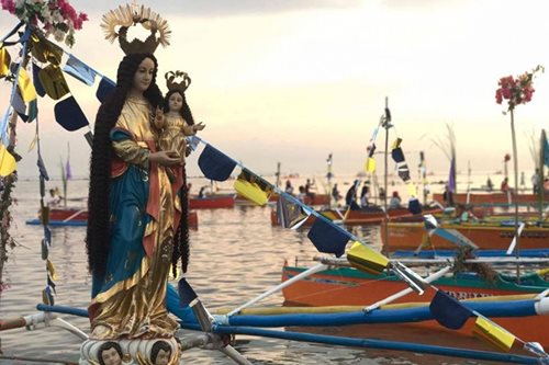 Ilocos Norte honors patron saint in first fluvial procession