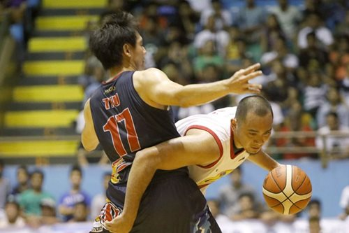 PBA: Late run tows Paul Lee, Star past Rain Or Shine