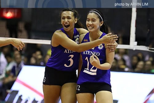 'Worse than a break-up': Lady Eagles bid goodbye to Jia Morado