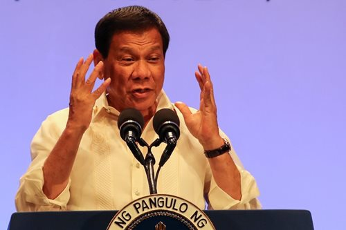 SWS: Duterte maintains 'excellent' trust rating in Q1